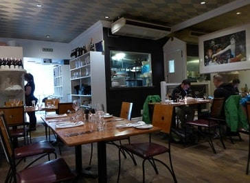 Cafe One in Inverness