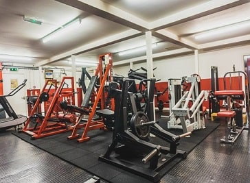 Forge Gym in Inverness