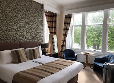 Glen Mhor Hotel and Apartments in Inverness