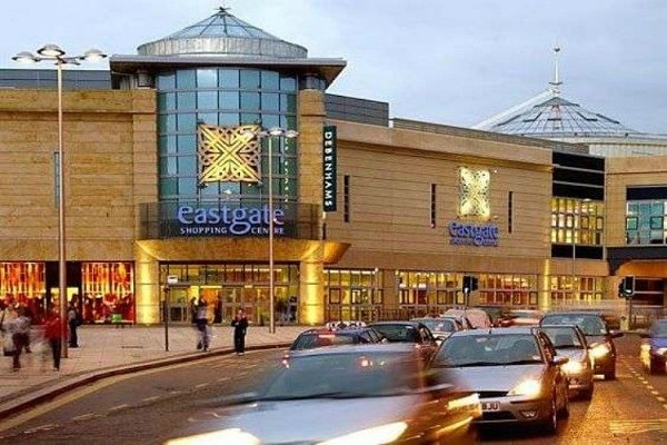 Shopping in Inverness