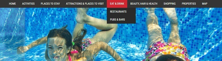 Drop Down menus Advertise with us What's on in Inverness